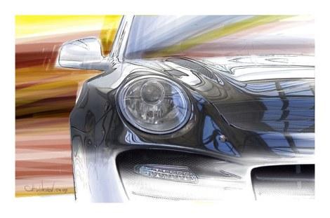 ���������� Porsche