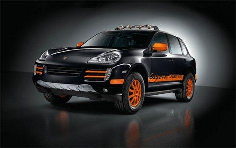 Porsche Transsyberia