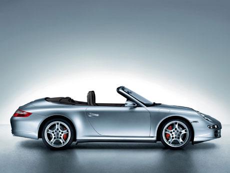 Фото Porsche 911 Carrera 4 (S) Cabriolet