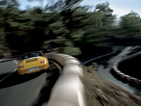 Фото Porsche 911 Carrera (S) Cabriolet