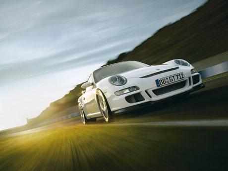 Фото Porsche 911 GT3 (RS)