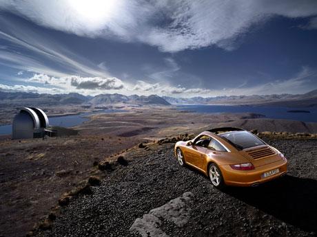 Фото Porsche 911 Targa 4 (S)
