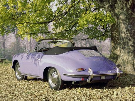 Фото Porsche 1950-1970 годов
