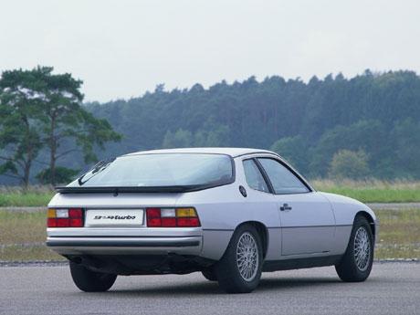 Фото Porsche 1970-1980 годов