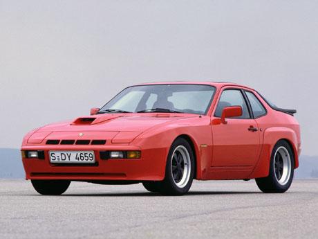 Фото Porsche 1980-1990 годов