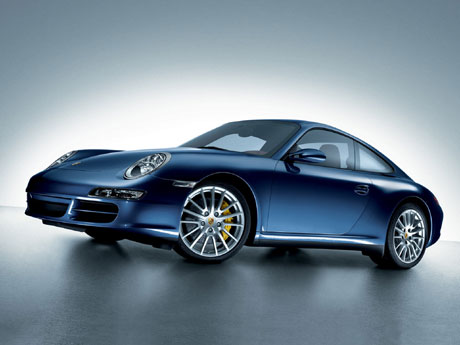 Фото Porsche 911 Carrera 4 (S)