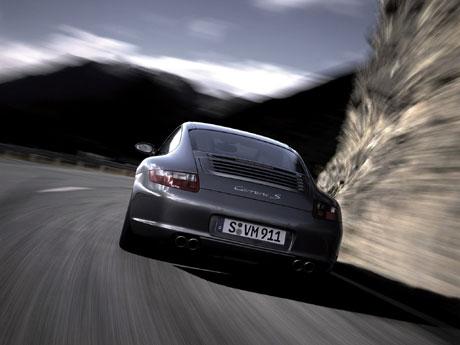 Фото Porsche 911 Carrera (S)