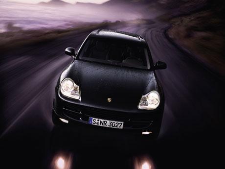 Фото Porsche Cayenne (S)