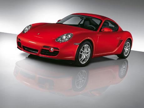 Фото Porsche Cayman (S)
